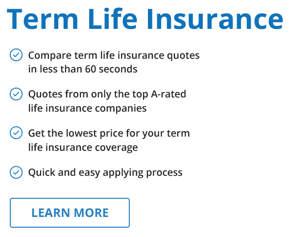 Term Life Quote Mesmerizing Top Quote Life Insurance  Best Term Life Insurance Rates